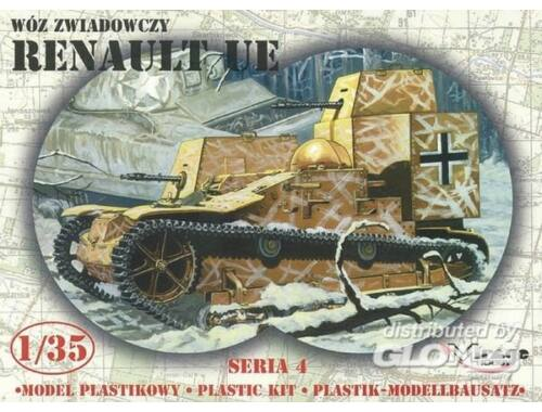 Mirage Hobby Renault UE Deutsche Version 1:35 (35307)