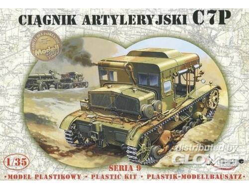Mirage Hobby Schwerer Artillerie Traktor C7P 1:35 (35901)