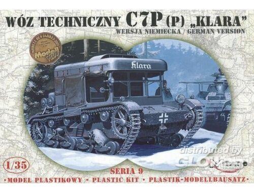 Mirage Hobby Bergepanzer Klara C7P Beuteversion 1:35 (35902)