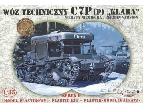 Mirage Hobby Bergepanzer Klara C7P Beuteversion 1:35 (35902)