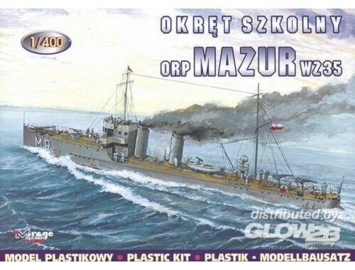 Mirage Hobby Torpedoboot Mazur 1935 1:400 (40021)
