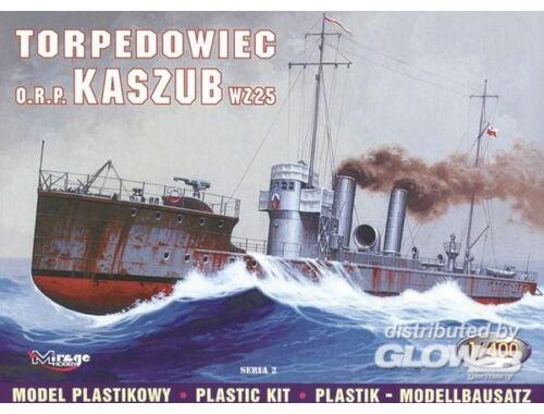Mirage Hobby Torpedoboot ORP Kaszub 1:400 (40027)