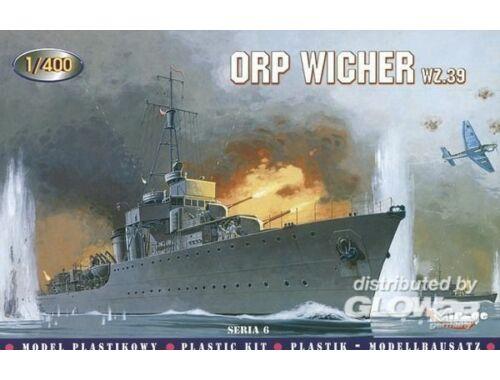Mirage Hobby Zerstörer ORP Wicher 1939 1:400 (40065)