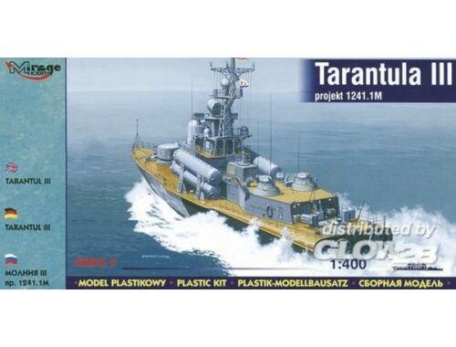 Mirage Hobby Tarantul III 1241.1M Raketenboot 1:400 (40230)