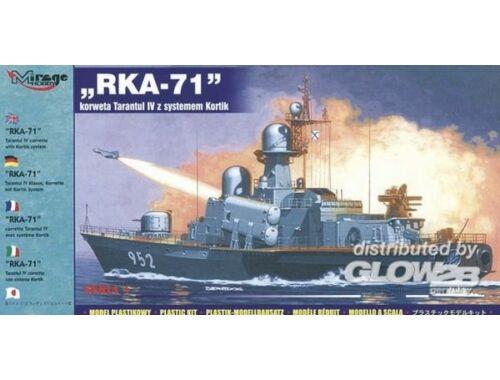 Mirage Hobby RKA-71 Tarantul IV mit Kortik System 1:400 (40421)