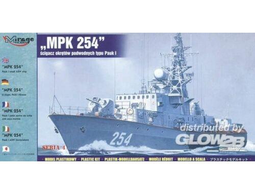 Mirage Hobby MPK 254 U-Jäger Pauk I Klasse 1:400 (40424)