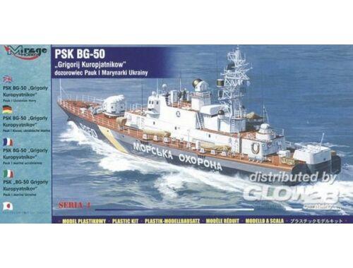 Mirage Hobby PSK BG-50 Grigorij Kuropyatnikov Pauk I Klasse Ukrainische Marine 1:400 (40425)