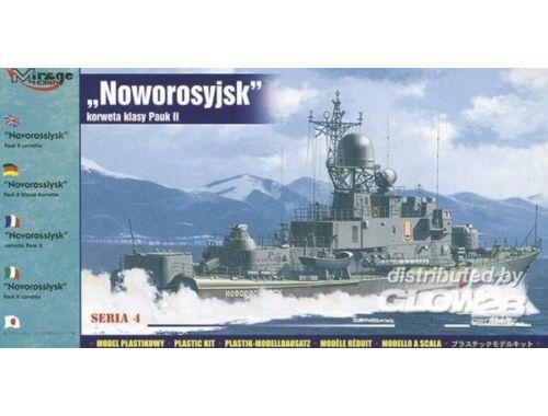 Mirage Hobby Novorossyisk Korvette der Pauk II Klasse 1:400 (40426)