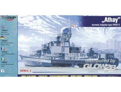 Mirage Hobby Athay Pauk II Korvette der indischen Marine 1:400 (40427)