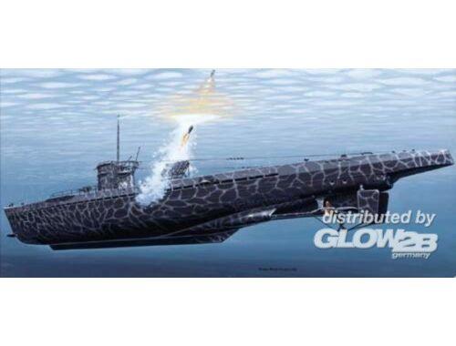 Mirage Hobby U-Boot IXC Turm I with WG42 1:400 (42542)