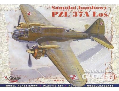 Mirage Hobby PZL 37A Los Bomber 1:48 (48131)