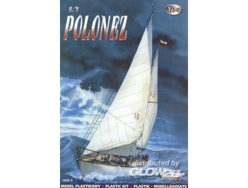 Mirage Hobby Segeljacht Polonez 1:50 (50081)