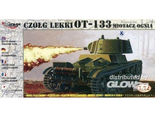 Mirage Hobby Flammpanzer OT-133 finnische Beuteversion 1:72 (72616)