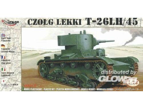 Mirage Hobby Leichter Panzer T-26 LH/45 1:72 (72617)