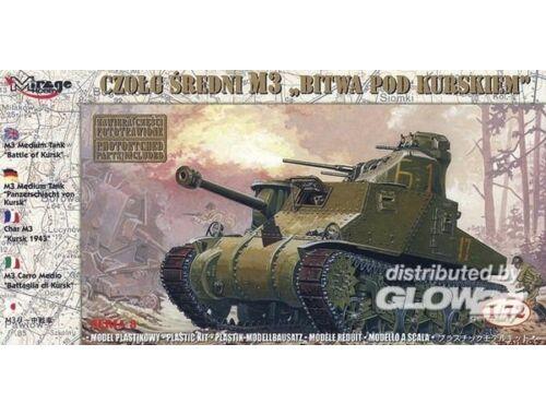 Mirage Hobby M3 Kursk 1943 1:72 (72806)