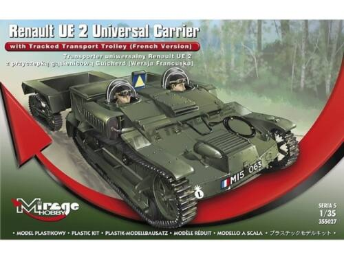 Mirage Hobby Renault UE 2 Universal Carrier with Trac 1:35 (355027)