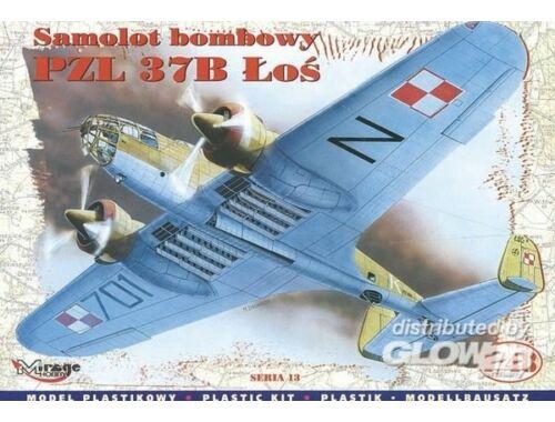 Mirage Hobby PZL P37B Los Bomber 1:48 (481302)