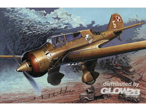 Mirage Hobby PZL-23B 1939 Campaign 1:48 (481305)