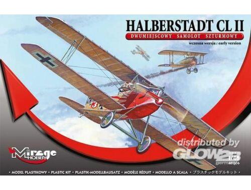 Mirage Hobby Halberstadt CL II 1:48 (481306)