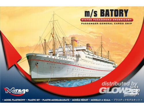 Mirage Hobby m/s Batory Passenger- General Cargo Ship 1:500 (500602)