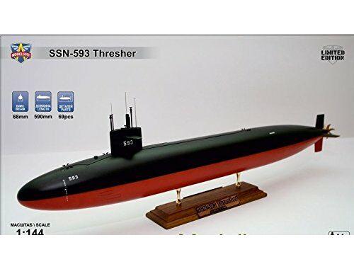 Modelsvit USS Thresher (SSN-593) submarine 1:144 (1401)