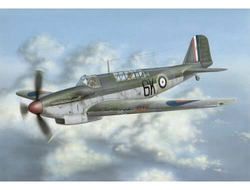MPM Fairey Fulmar Mk.I 1:48 (48056)