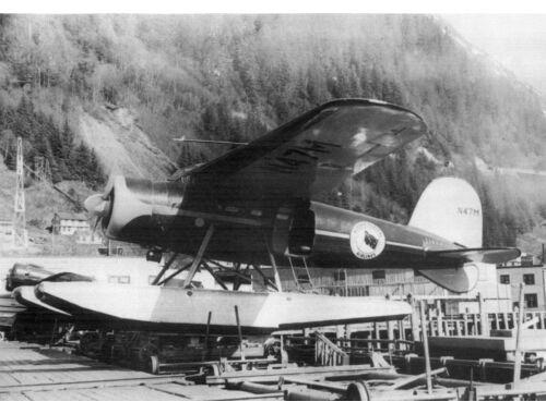MPM Lockheed Vega Floatplane 1:72 (72528)