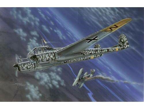 MPM Focke Wulf Fw-189A-1 ''Night Fighter'' 1:72 (72529)