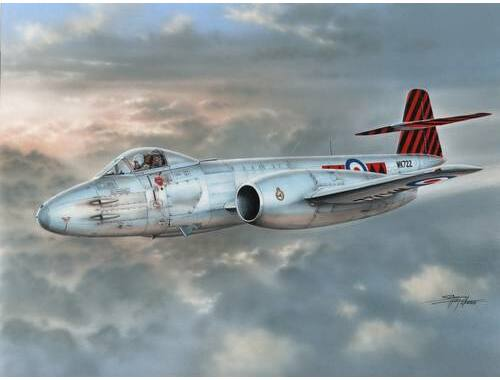 MPM Gloster Meteor F Mk. 8 Hi-tech 1:72 (72531)