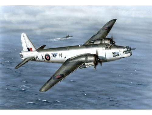MPM Wellington Mk.IC/VIII 1:72 (72540)
