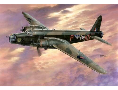 MPM Vickers Wellington Mk.III ''Hercules Engines'' 1:72 (72542)