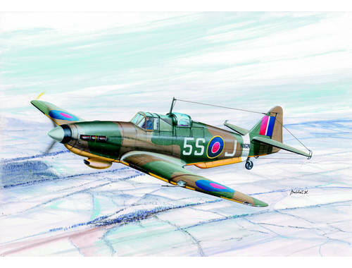 MPM Boulton Paul Defiant TT Mk. I/II 1:72 (72552)