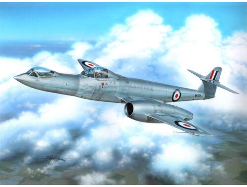 MPM Gloster Meteor F.8 (PRONE) 1:72 (72569)