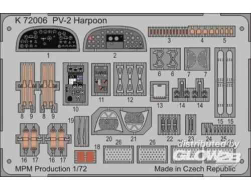 MPM PV-2 Harpoon 1:72 (K72006)