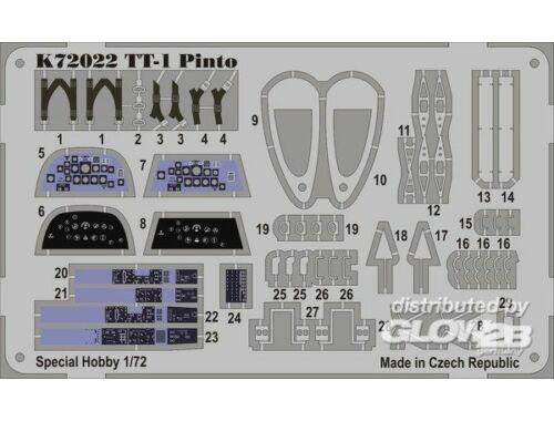 MPM TT-1 Pinto 1:72 (K72022)