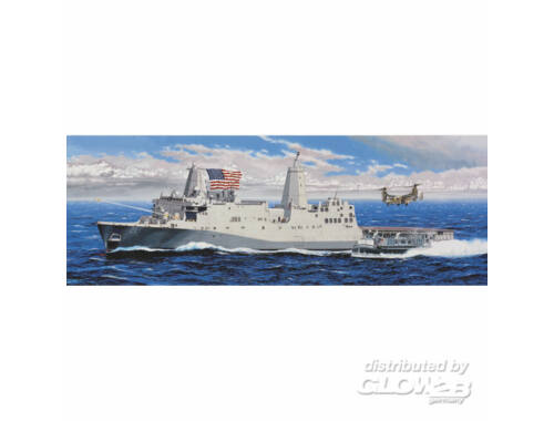 MRC USS New York (LPD-21) 1:350 (64007)