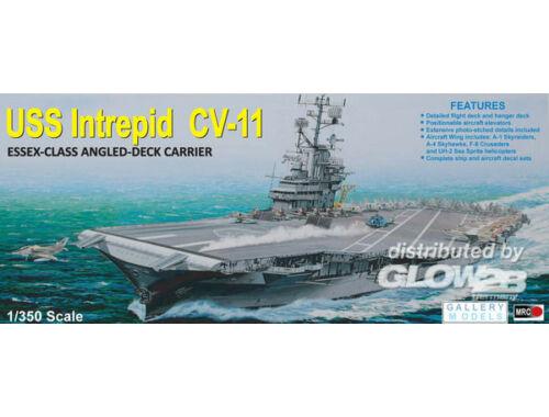 MRC USS Intrepid CV-11 1:350 (64008)