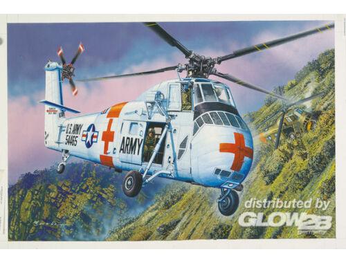 MRC CH-34 US ARMY Rescue 1:48 (64103)