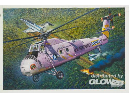 MRC HH-34J USAF Combat Rescue 1:48 (64104)