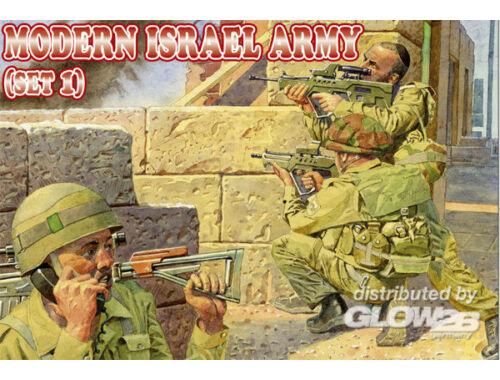 Orion Modern Israel army, set 1 1:72 (72012)