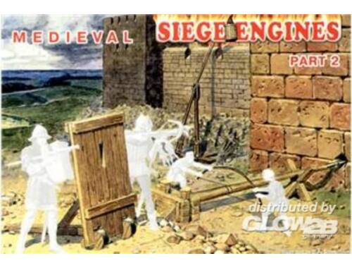 Orion Medieval siege engines, part II 1:72 (72016)