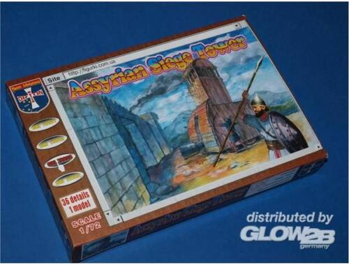 Orion Assyrian siege tower 1:72 (72023)