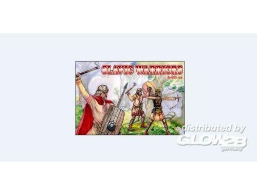 Orion Slavic warriors, 6.-8. century 1:72 (72028)
