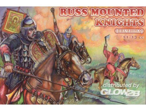 Orion Russ Mounted Knights, 11.-13. century 1:72 (72033)