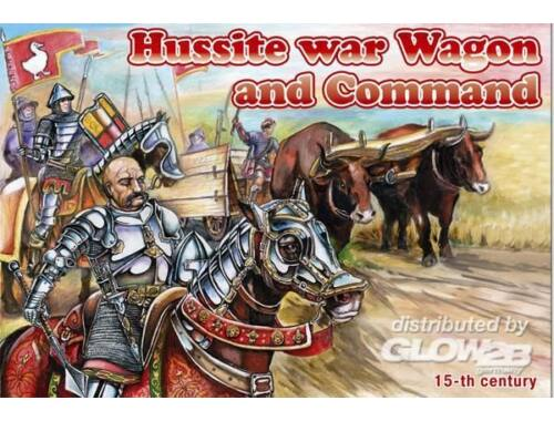 Orion Hussite War Wagon and Command 1:72 (72039)
