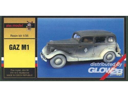 Plus Model GAZ M-1 Stabswagen 1:35 (029)