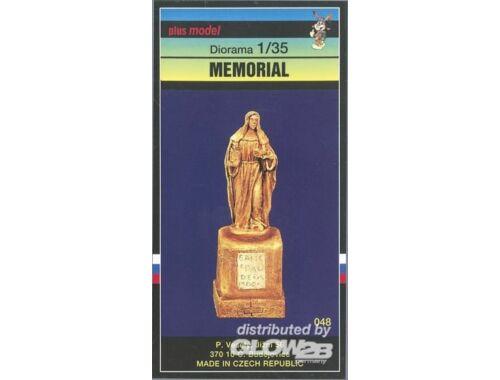 Plus Model Denkmal-Statue 1:35 (048)