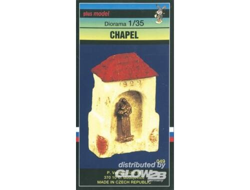 Plus Model Kapelle 1:35 (049)