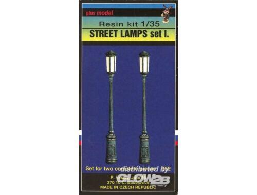 Plus Model Straßenlampen - Set 1 1:35 (052)