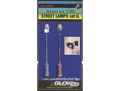 Plus Model Straßenlampen - Set 2 1:35 (053)